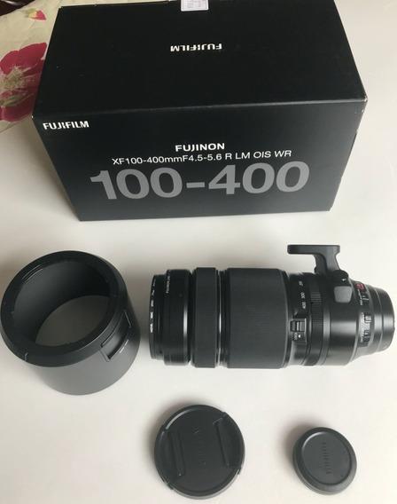 Lente Fuji Fujifilm 100-400mm
