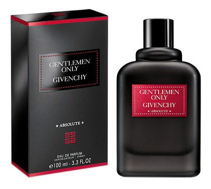 Perfume Givenchy Gentlemen Only Absolute