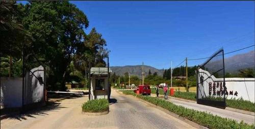 Reserva Ecologica Hijuelas - Oasis De La Canpana - Secto...