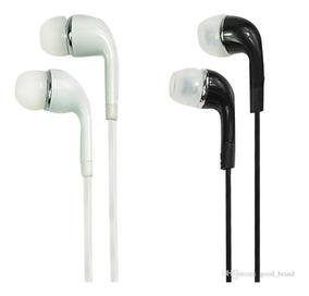 Fone De Ouvido Para Celular Barato Auricular Resistente Novo