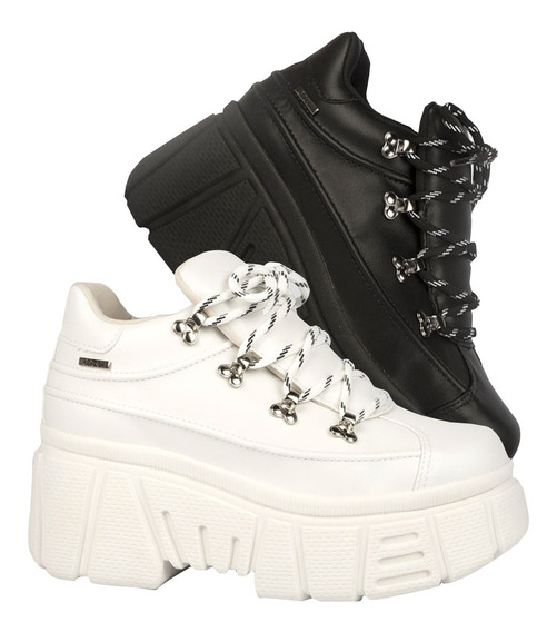 Tenis Dakota Feminino Sneaker Flatform Plataforma Nap G2511