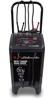 Cargador Y Arrancador De Bateria 6/12 V Schumacher En Tienda