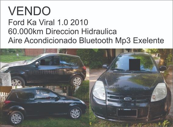 Ford Ka Viral 1.0 60.000 Km