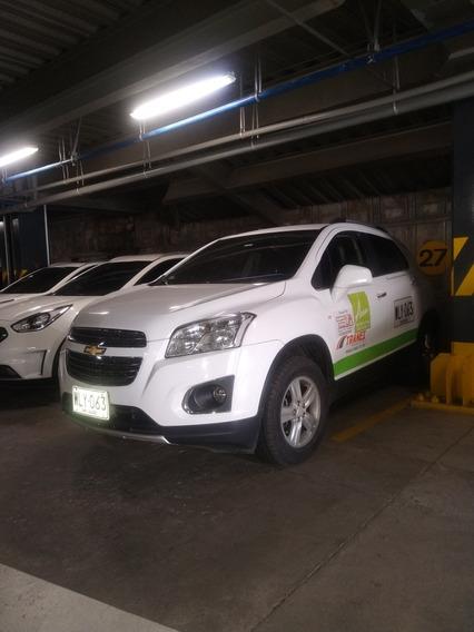 Chevrolet Tracker Lt Awd