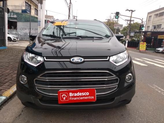 Ford Ecosport 2014 2.0 16v Titanium Flex- Esquina Automoveis