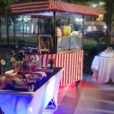 Eventos Carrito Comida Rápida Gourmet Empresas Particulares