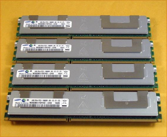 Kit 16gb (4 X 4gb) Registrada - Para Z800 Z600 Z820