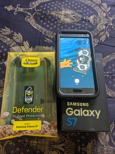 Samsung Galaxy S7 32gb 4 De Ram Original Liberado 4g