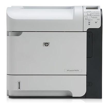Impressora Hp 4015 P4015n A4 - Mono - Funcionando - S/duplex