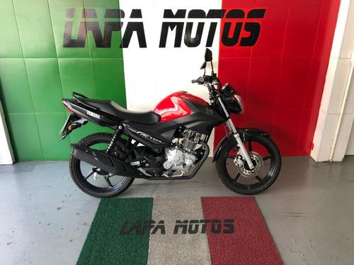 Yamaha Ybrfactor125ed, 0km Financiamos E Parcelamos No Cartã