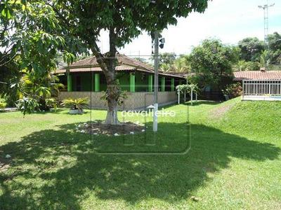 Chácara Residencial À Venda, Ubatiba, Maricá - Ch0010. - Ch0010