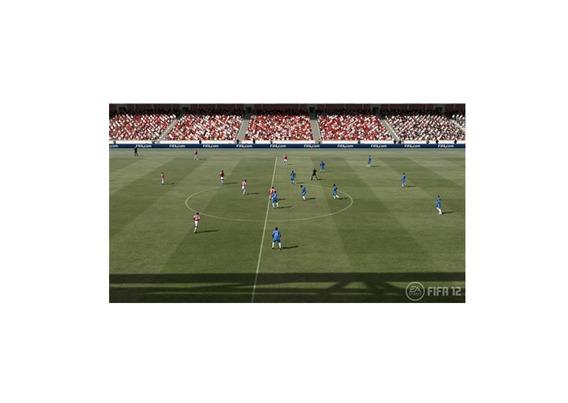 Game Fifa Soccer 12 - Ps3 - Lacrado