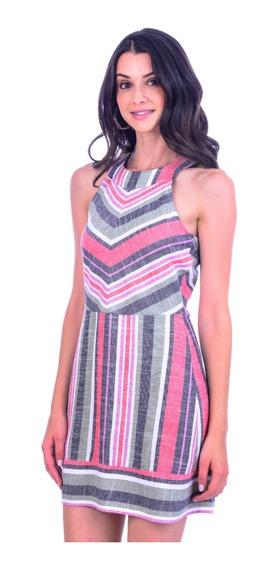 Vestido Casual By London Fashion V103-19