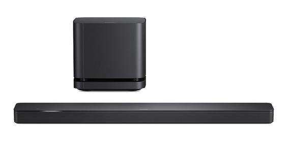 Soundbar Bose 500 + Subwoofer Bose 500 Wi-fi Bluetooth