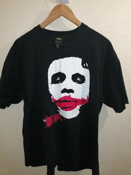 Joker El Guason Dc Playera Original Edición Limitada