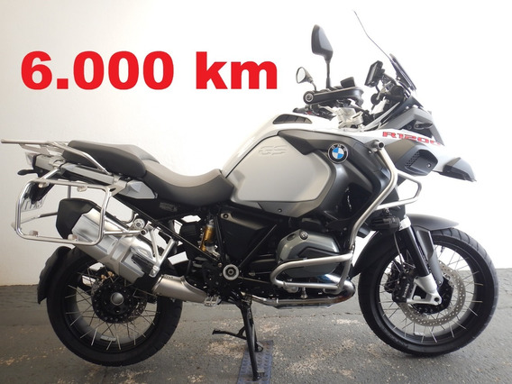 Bmw R 1200 Gs Adventure - 6000 Km !