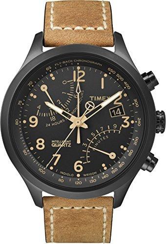 Timex Intelligent - Reloj Brazalete De Cuarzo Con Cronómetr