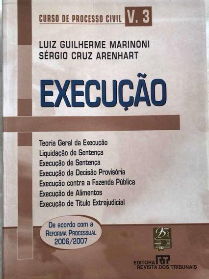 Curso De Peocesso Civil V.3 Execução