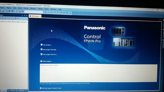 Softer Clp Panasonic Fpwin Pro7 Original