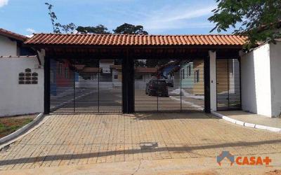 Casa Com 2 Dormitórios À Venda, 2dorm, Suíte, Piscina E Lazer. Remanso, Vargem Grande Paulista. - Ca0078