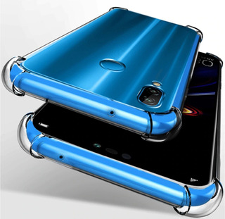 Capa Case Samsung Galaxy A10 M10 A20 A30 + Película Vidro 3d