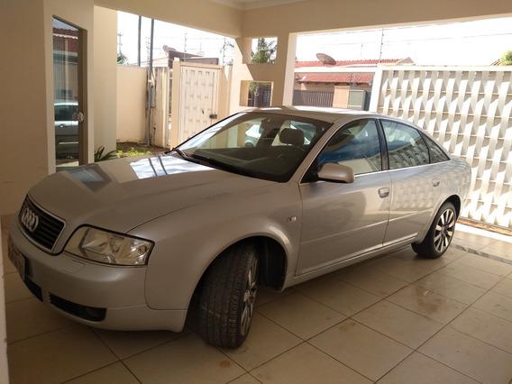 Audi A6 3.0 Multitronic 4p 2004