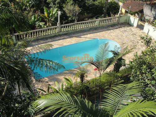 Chácara Com 4 Dorms, Ressaca, Itapecerica Da Serra - R$ 1.25 Mi, Cod: 245 - V245