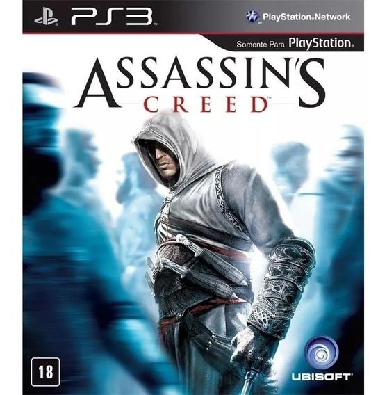 Assassins Creed 1 Ps3 Midia Digital Psn Envio Rapido