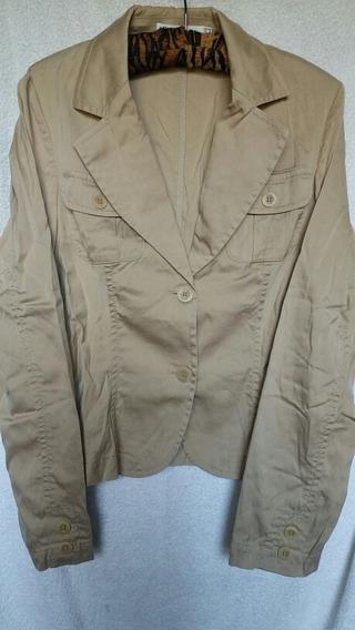 Blazer Saco Para Mujer Talle M