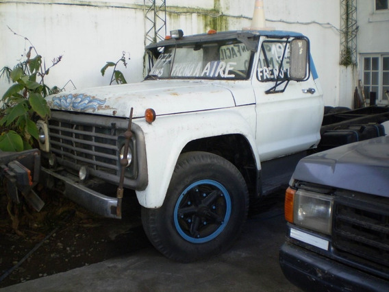 Ford 7000 Año 1977