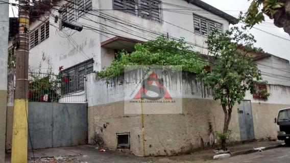 Galpão À Venda, 1163 M² Por R$ 2.130.000,00 - Vila Monumento - São Paulo/sp - Ga0444