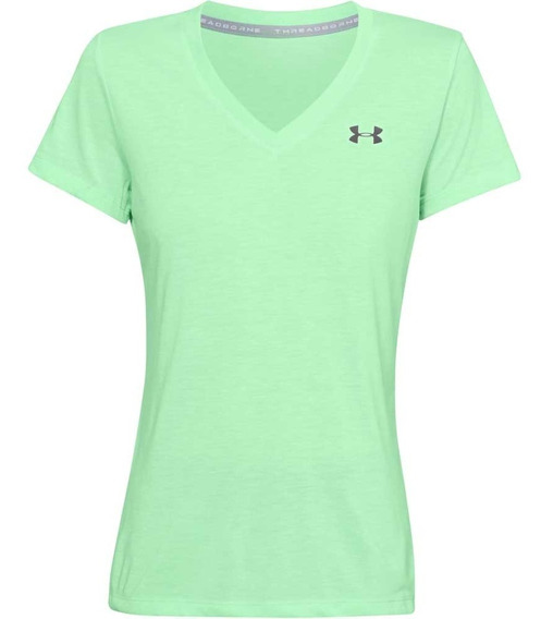 Remera Under Armour Training Threadborne Mujer
