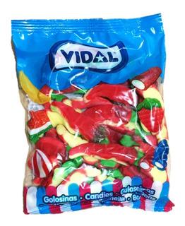 Gomas Chilitos Rellenos Vidal 500gr