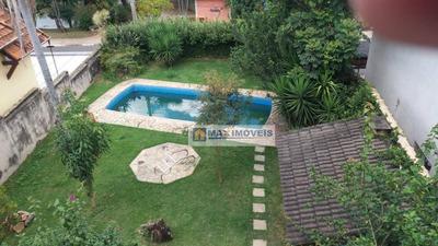 Sobrado Com 4 Dormitórios À Venda, 325 M² Por R$ 1.100.000 - Jardim Do Lago - Atibaia/sp - So0026