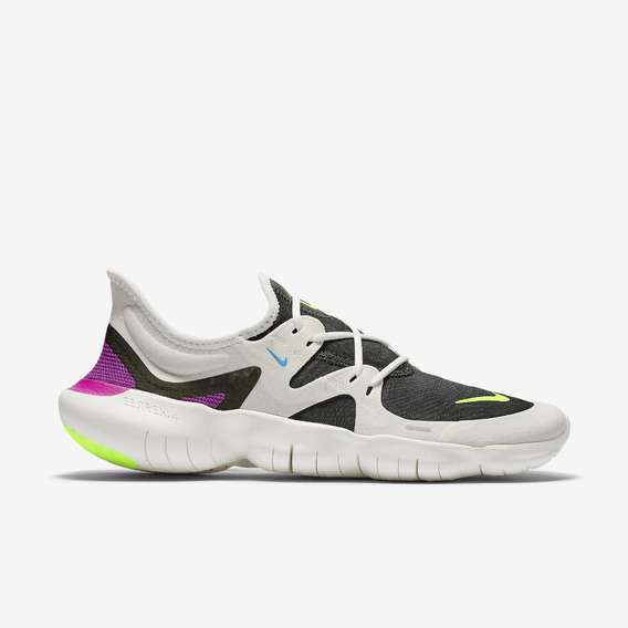 Tênis Nike Free Rn 5.0 - Masculino Aq1289-100 Original
