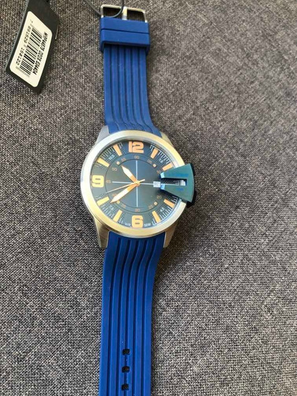 Relógio Lince Pulseira Azul Referência Mrp4478s D2dx