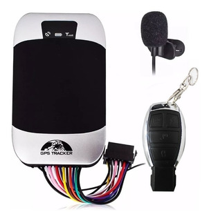 Rastreador Gps Bloqueador Veicular Tk-303g Moto Carro