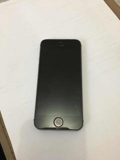iPhone 5s Cinza Espacial 16g