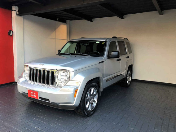 Jeep Liberty 2009 5p Limited 4x2 Base Piel