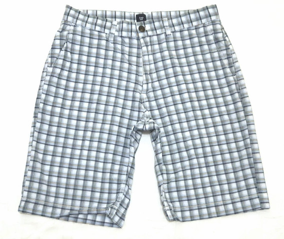 Bermuda Gap L3 Novelty Short 32 Original Seminueva Caballero