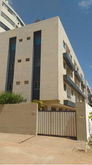 Apartamento Para Alugar, Intermares, Cabedelo, Pb - 24998