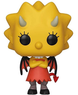 Funko Pop The Simpsons Treehouse Of Horror Demon Lisa