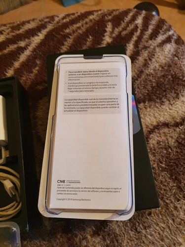 Celular Samsung Galaxy S10 Azul Prisma