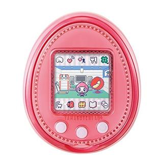 Tamagotchi 4u + Bandai - Rosa Rosa