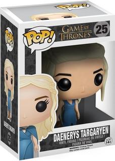 Funko Pop Game Of Thrones 25 Daenerys Targaryen Magic4ever