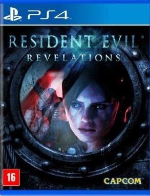 Jogo Ps4 Resident Evil - Lacrado Game Ps4
