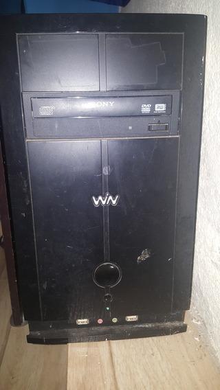 Computador Usado Vendo Ou Troco Por Aparelhos De Som