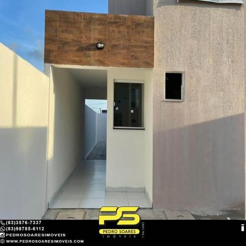 Imagem 1 de 7 de Casa Com 2 Dormitórios À Venda Por R$ 140.000 - Gramame - João Pessoa/pb - Ca1046