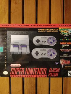 Super Nintendo Classic Edition Never Release