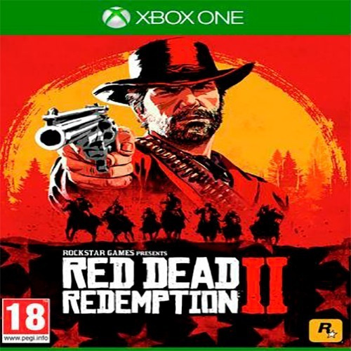 Red Dead Redemption 2 Xbox One Mídia Física